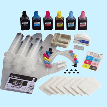 Refill Ink, EPSON IC32 Type