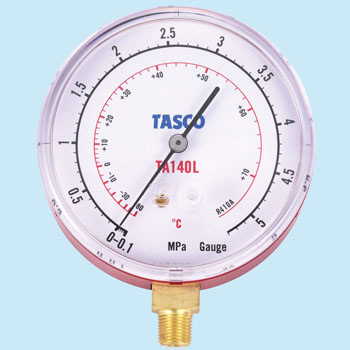 R410A Compound Gauge