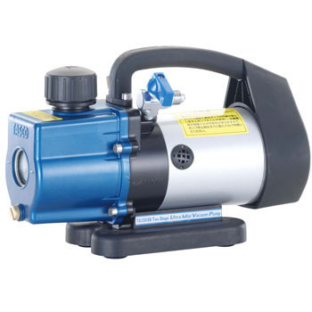 Ultra Mini Two Stage Vacuum Pump, Oil Back Flow Prevention Function