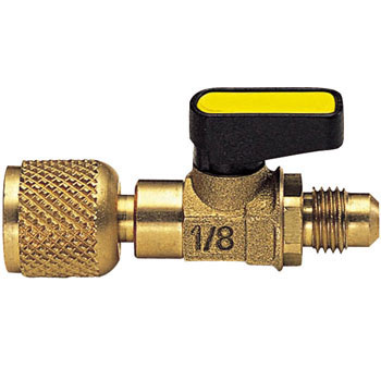 Quick Coupler Ball Valve