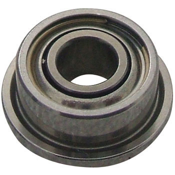Ddlf-Zz Series Both Radial Ball Bearings With Thin Flange Shield