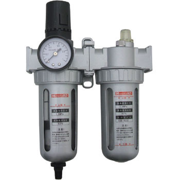 Filter Regulator + Lubricator Unit