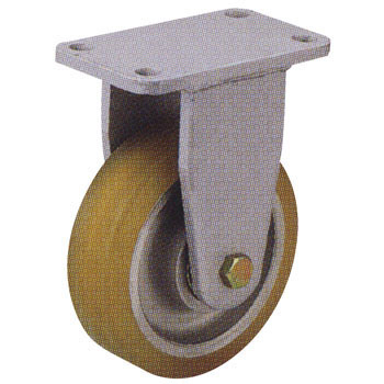 Rigid Caster, For Heavy Load
