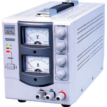 ANALOG DC STABILIZED POWER SUPPLY