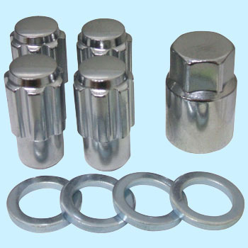 Special Steel Lock Sack Nut Type With Washer