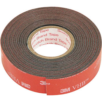 Ultra Powerful Double Sided Tape, Interior Part