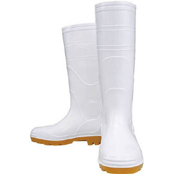Safety Oil Resistant Boots White 29