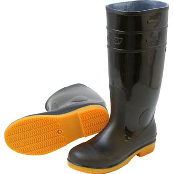 Anti-Slip Boots Black 29.0cm