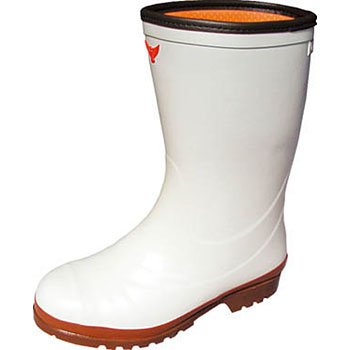 Winter Safety Super Clean Boots (White) 28.0