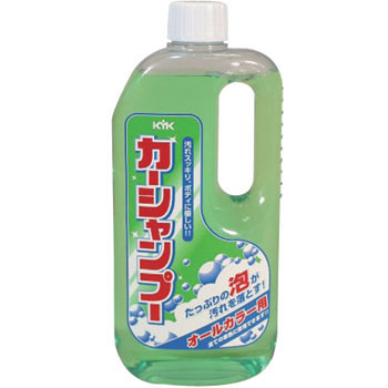 Car wash shampoo 600 for coated cars