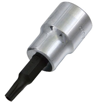 Anti-tamper special bit socket