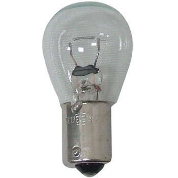 Single Bulb S25/BA15s 12V, Blister Pack