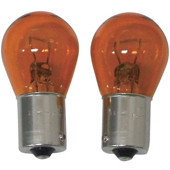 Single Bulb S25/BAU15s, Blister Pack