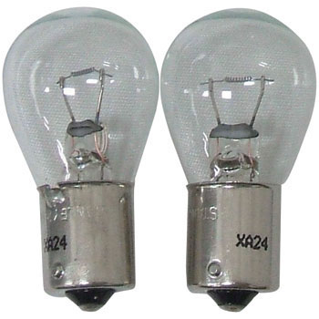 Miniature Packed Lamps,S25/BA15s 24V