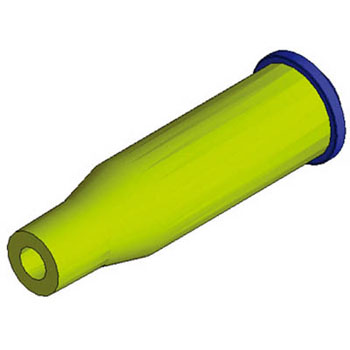 Sleeve assembly Yellow