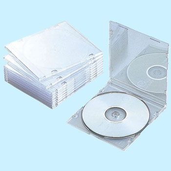 SLIM CD/DVD CASES