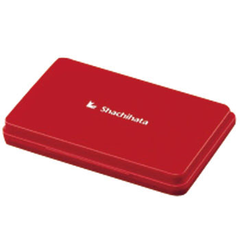 Shachihata Stamp Pad Large