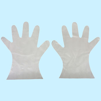 "Disposal Gloves, ""POLY TOUCH ECO"""