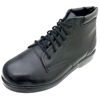 Urethane Sole Safe Shoes, Medium Boots