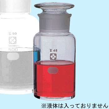 Common sliding fitting reagent bottle