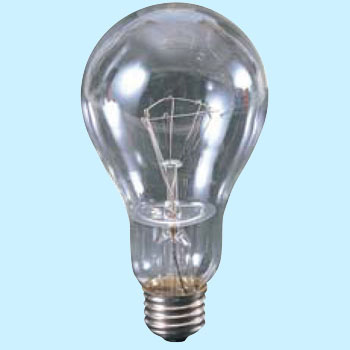 Clear Earthquake-Proof Bulb