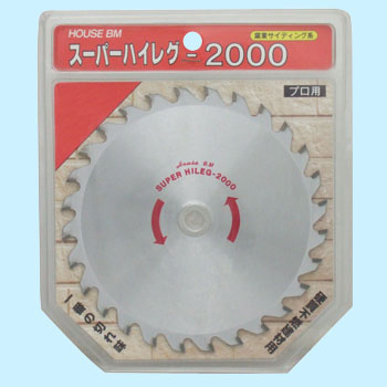 Circular Saw Blade, Super High Leg 2000