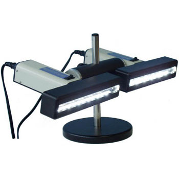 Double chilled stand for LED surface crack inspection bar light 2
