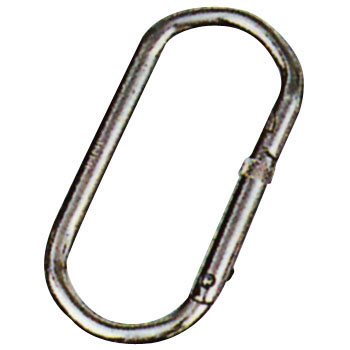 Carabiner O Type No Safe Ring