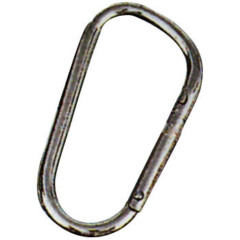Carabiner Strange D Type No Safe Ring