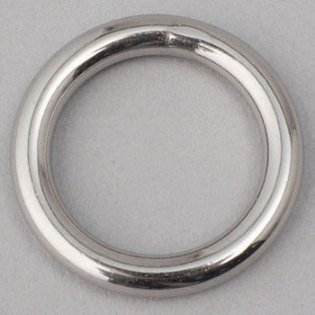 Stainless steel round link wire diameter 5mm inner diameter 25mm