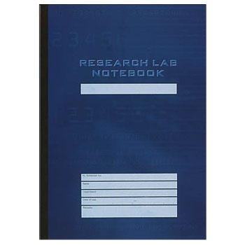 Research Laboratory Notebooks