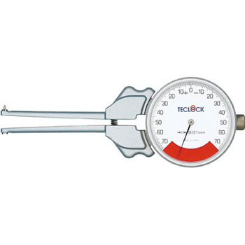 Caliper Gauge under 1 revolution