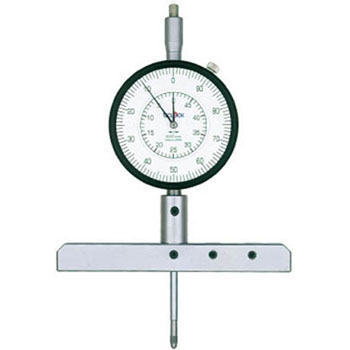 Large depth gauge