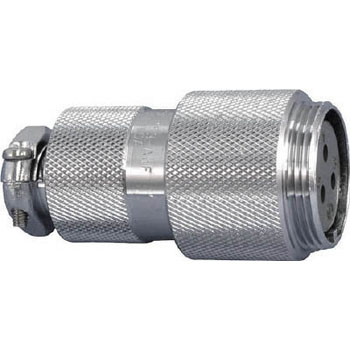 Metal connector NCS - 30 series 6 - pole ADF