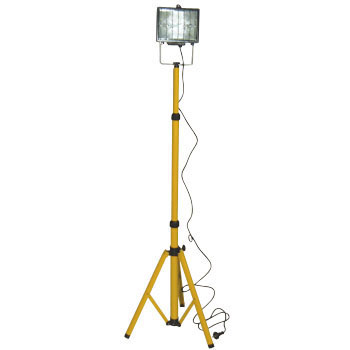 Earthquake-Proof Halogen Type Floodlight