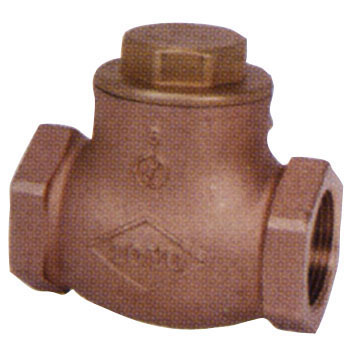 Bronze Swing Check Valve 10K