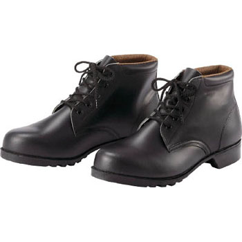 Rubber Bottom Safety Boots V262