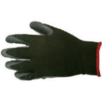 Work gloves rubberized S size