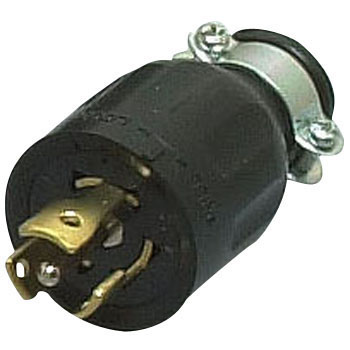 Plug Hook Type Grounding 3P