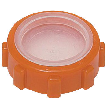 Thin Steel Conduit Polycarbonate Bushing, Lid