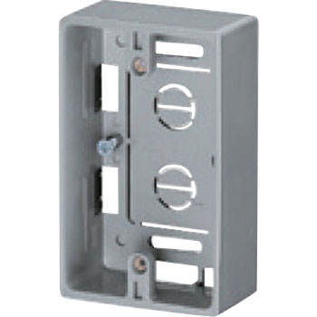 Switch Box for Moulding