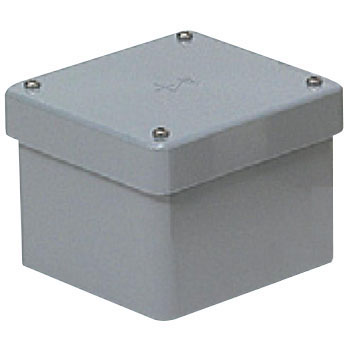 Water Proof Pool Box Square, Top-Flap Lid And No Knock