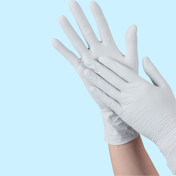 Clean Guard G10 Gray Nitrile Gloves