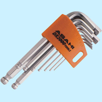 AZ Ball Point Alan Wrench Set