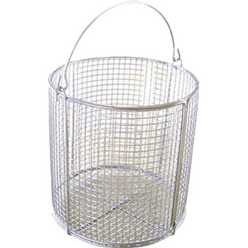 Stainless steel wash basket (round)