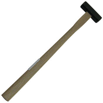 Main Black Octagon Sledgehammer With Handle