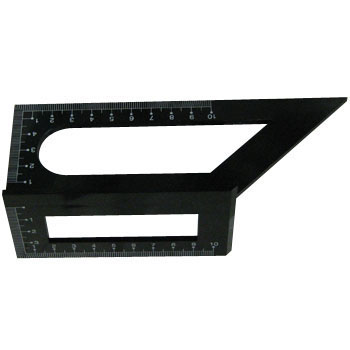 Polycarbonate Fixing Ruler