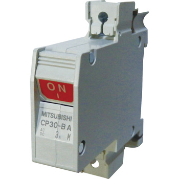 Circuit Protector Cp-30Ba Series, With Terminal Covering