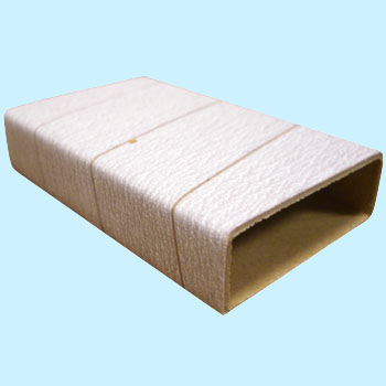 Solid Type Paper File Square Whetting By Dry Sand