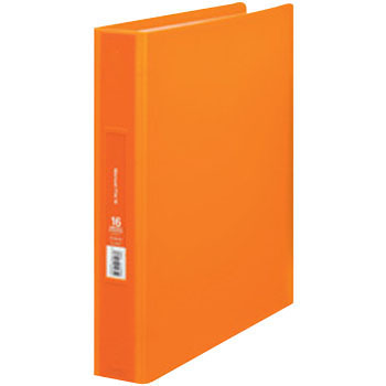 Manual File Binder, Transparent